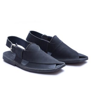 Black Nubuck Peshawari Ps-006-(1)